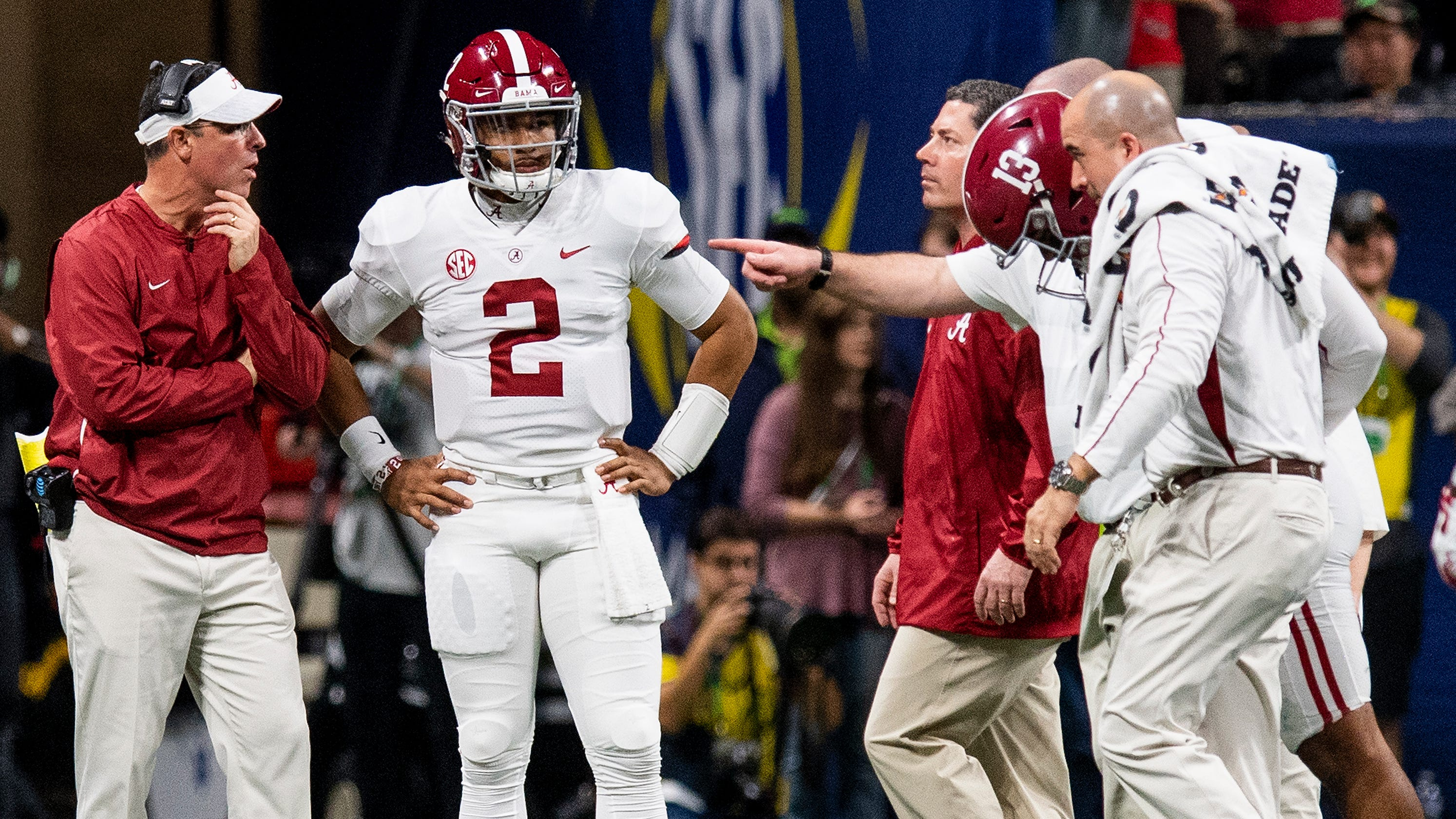 0cd72664571 How Jalen Hurts saved the day is Hollywood fashion