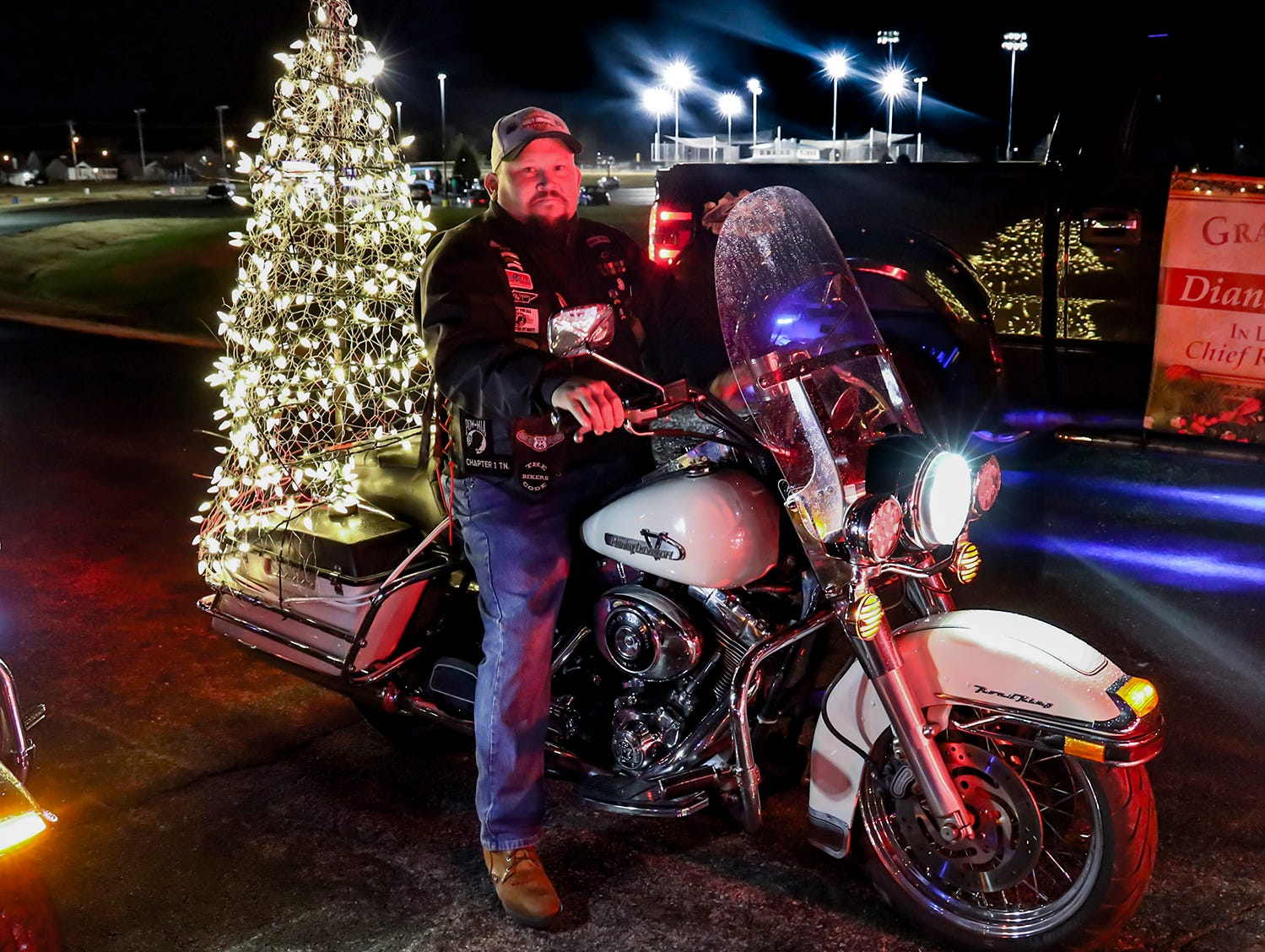 La Vergne's 2018 Christmas Parade of Lights was held Saturday, Dec. 1, 2018.