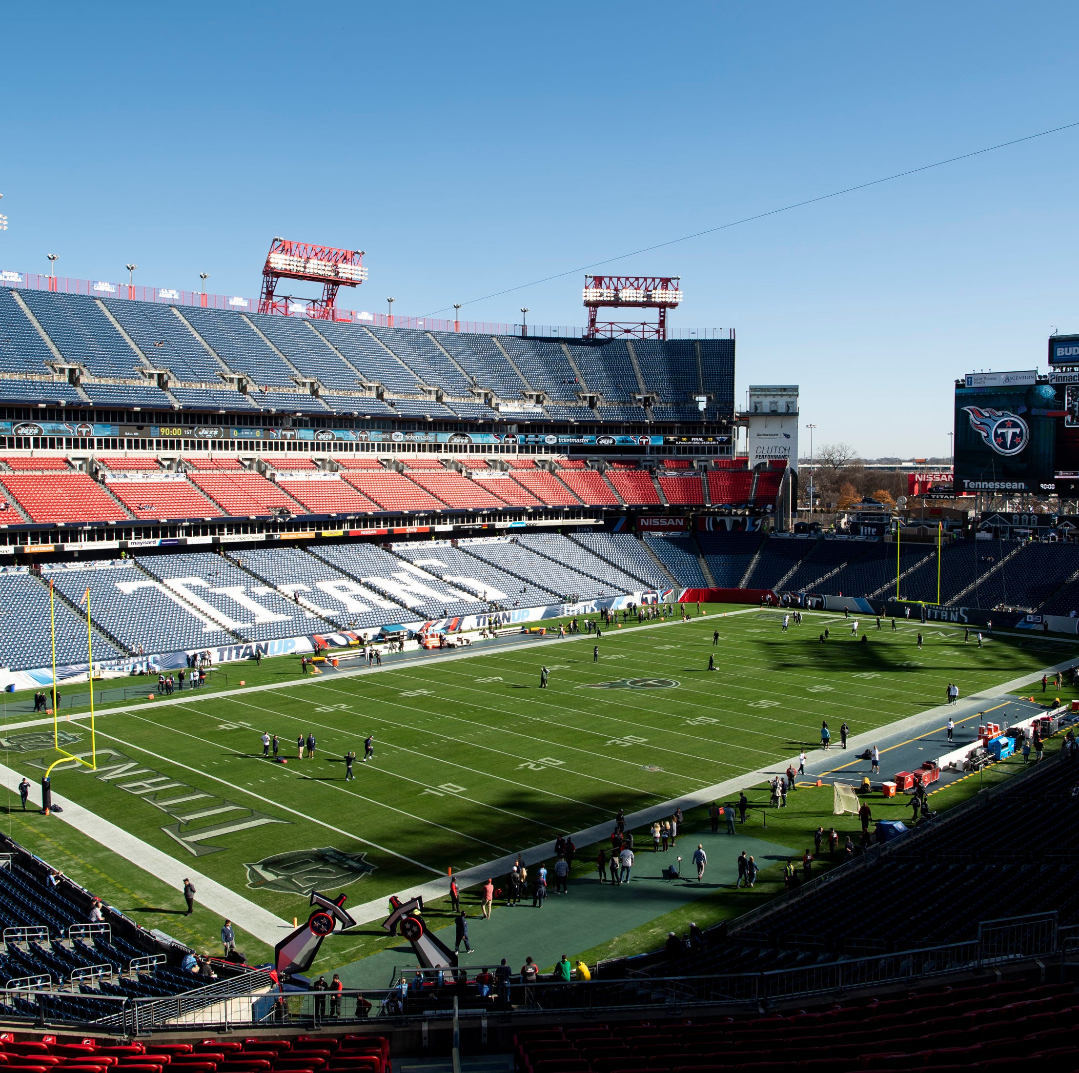 Titans-Colts: Mild temps, chance of rain for 'Sunday Night Football' game