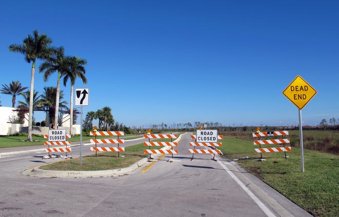 Logan Boulevard now ends just after the entrance to the StoneCreek residential community in North Naples. Work has begun to extend the north-south route to Bonita Beach Road in Bonita Springs by the end of 2019.