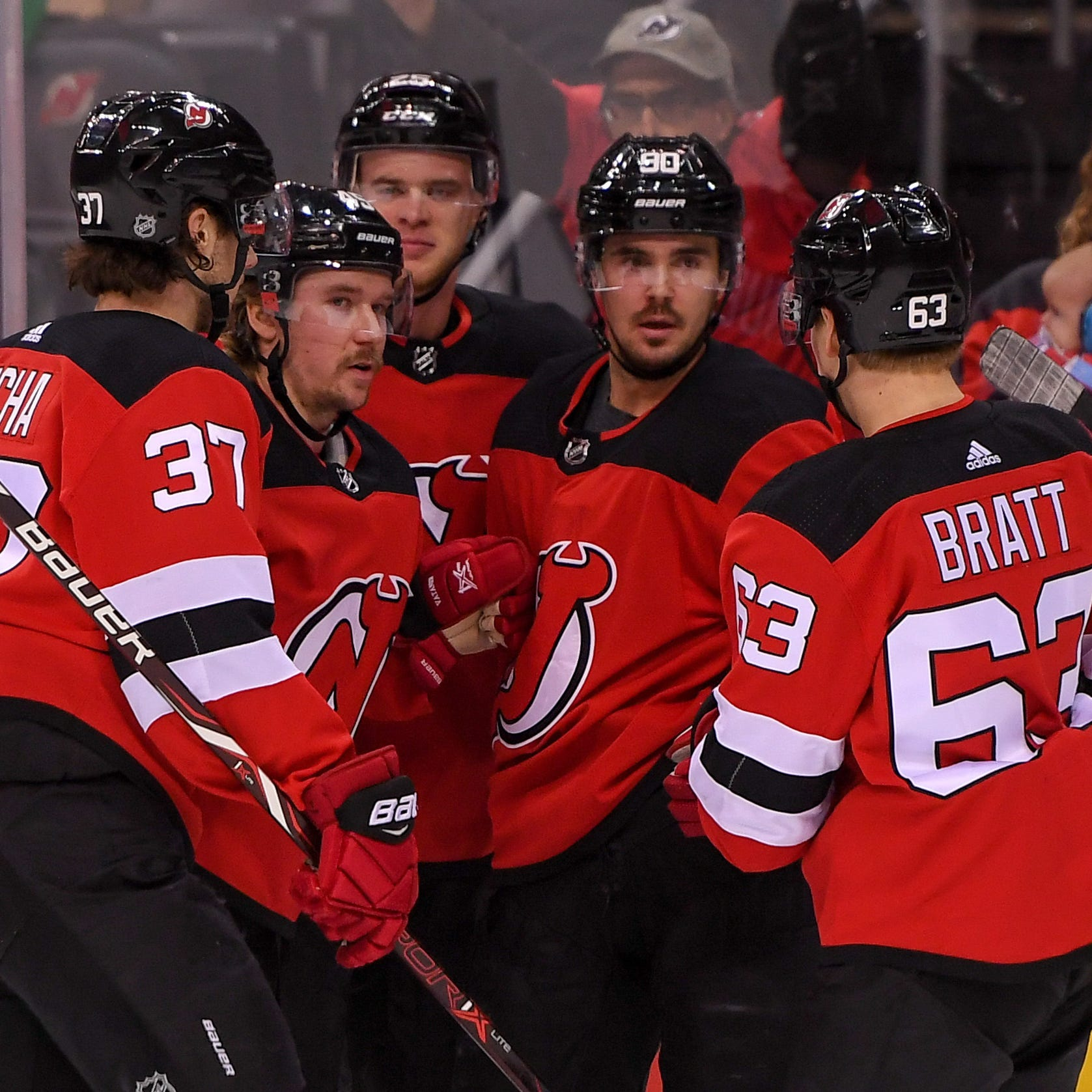 NJ Devils trying to rid themselves of 'passengers' in search for lineup depth