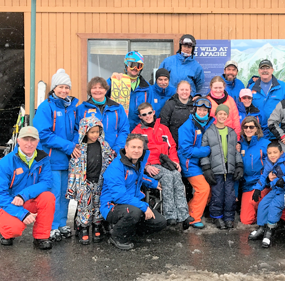 Adaptive ski program celebrates 43 years
