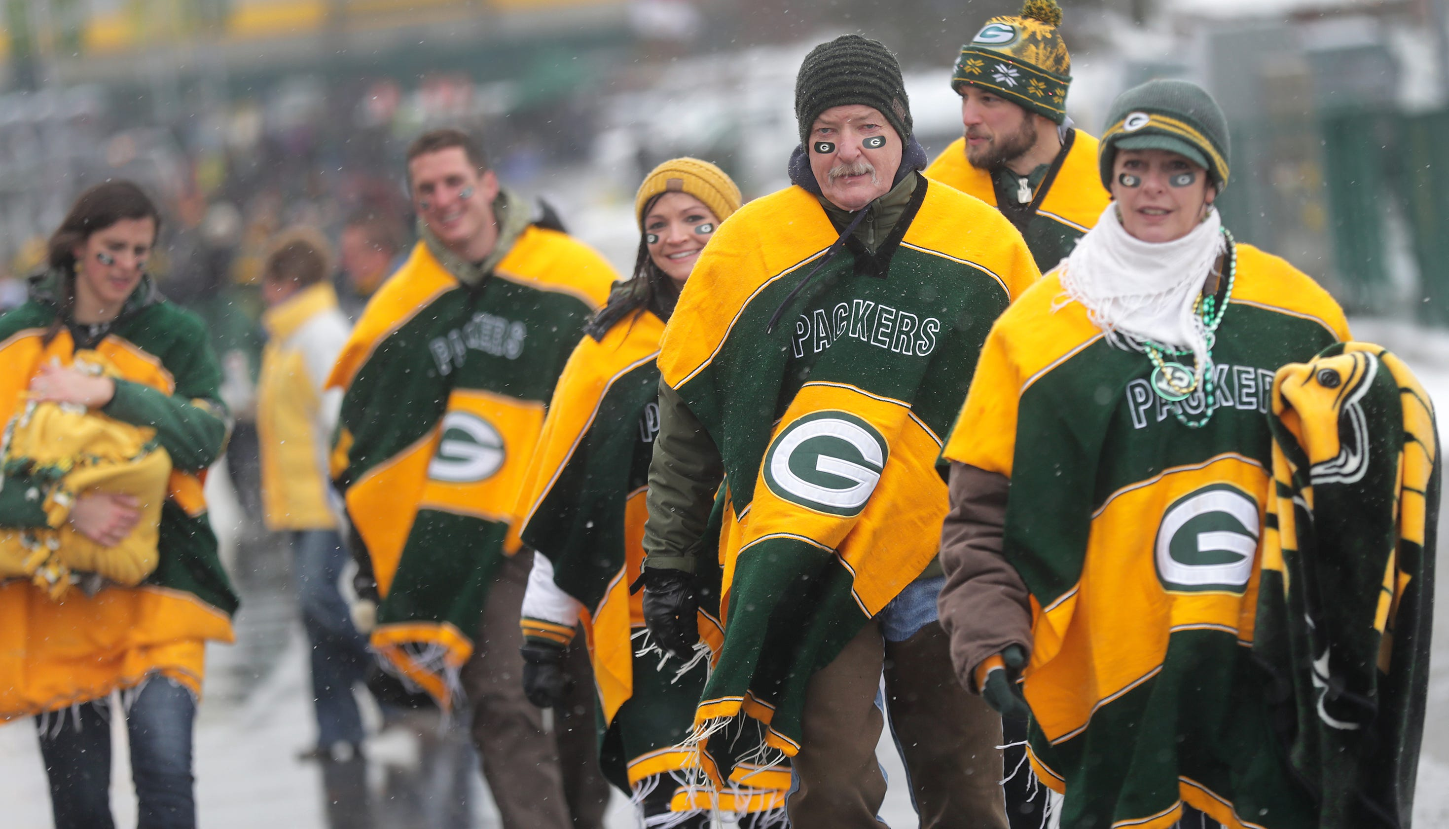 4f41de73966 Packers  Five things to know about the Brown County ticket lottery