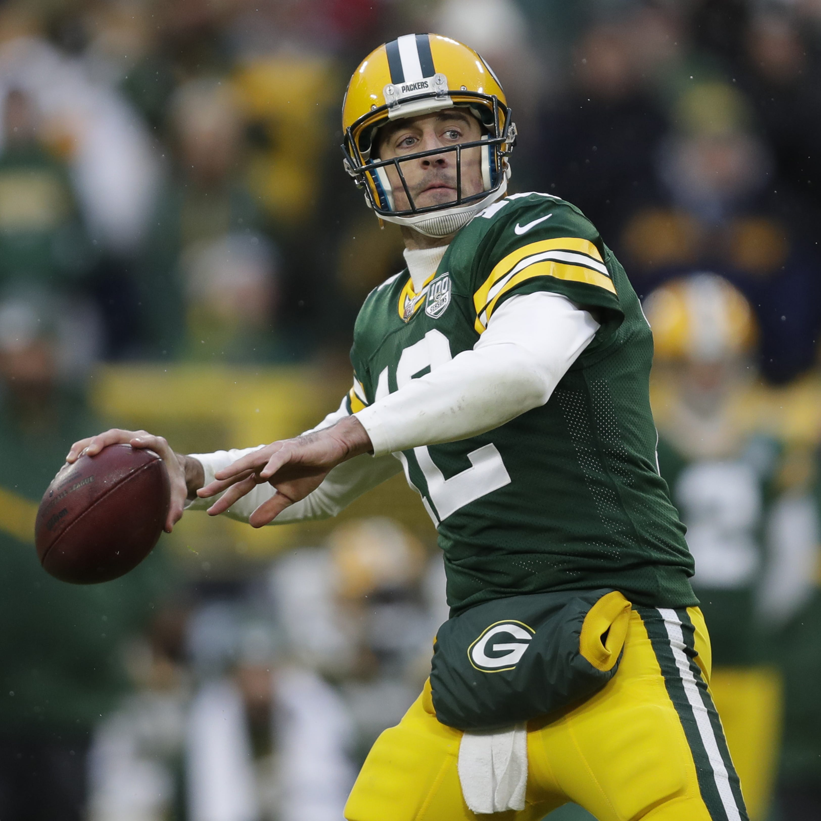 Packers will have 'three quarterback guys' working with Aaron Rodgers