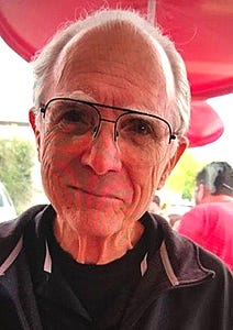 Idyllwild resident David Elliot Bradish was reported missing at the end of November. The Riverside County Sheriff's Department is investigating his disappearance.