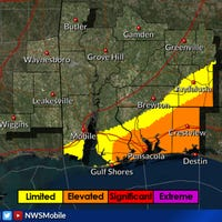 Severe weather threat expected to continue through this