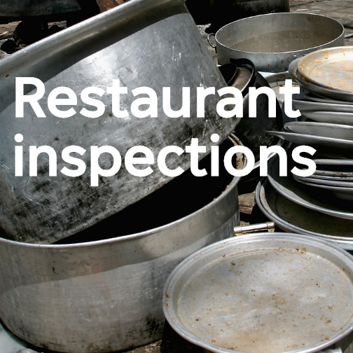 Restaurant Inspections: Here are the critical violations