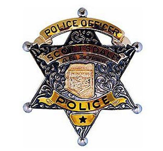 Scottsdale Police Department badge