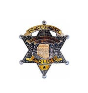 Scottsdale Police Department badge