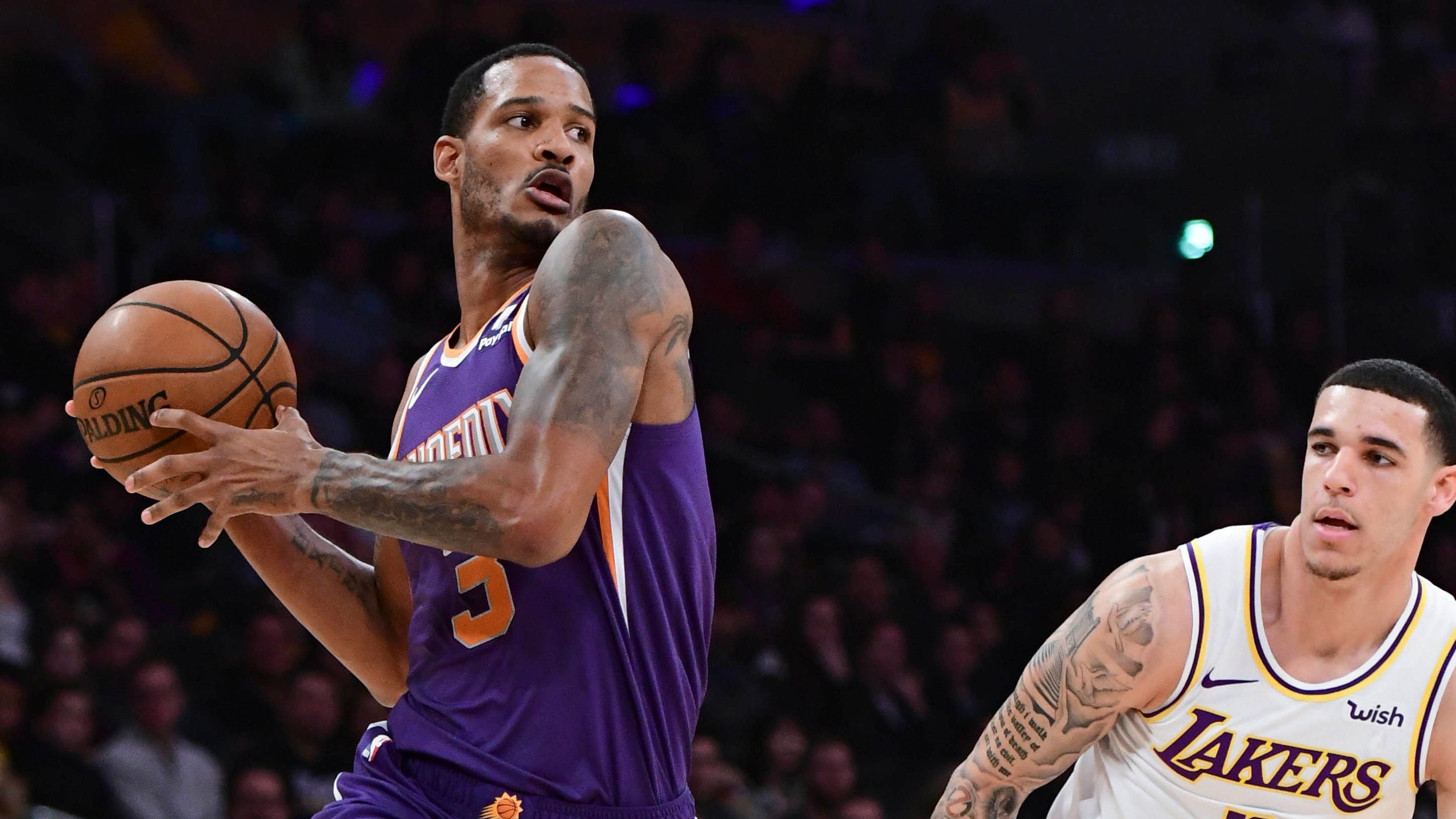 44cacc58daa What will Phoenix Suns do with veteran forward Trevor Ariza?