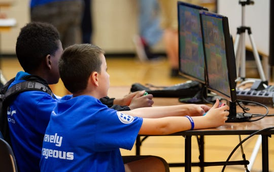 Boys and Girls Club host video game tournament