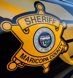Maricopa County Sheriff's Office logo