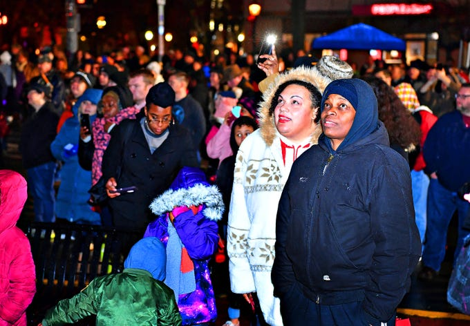 Light Up York in York City, Saturday, Dec. 1, 2018. Dawn J. Sagert photo