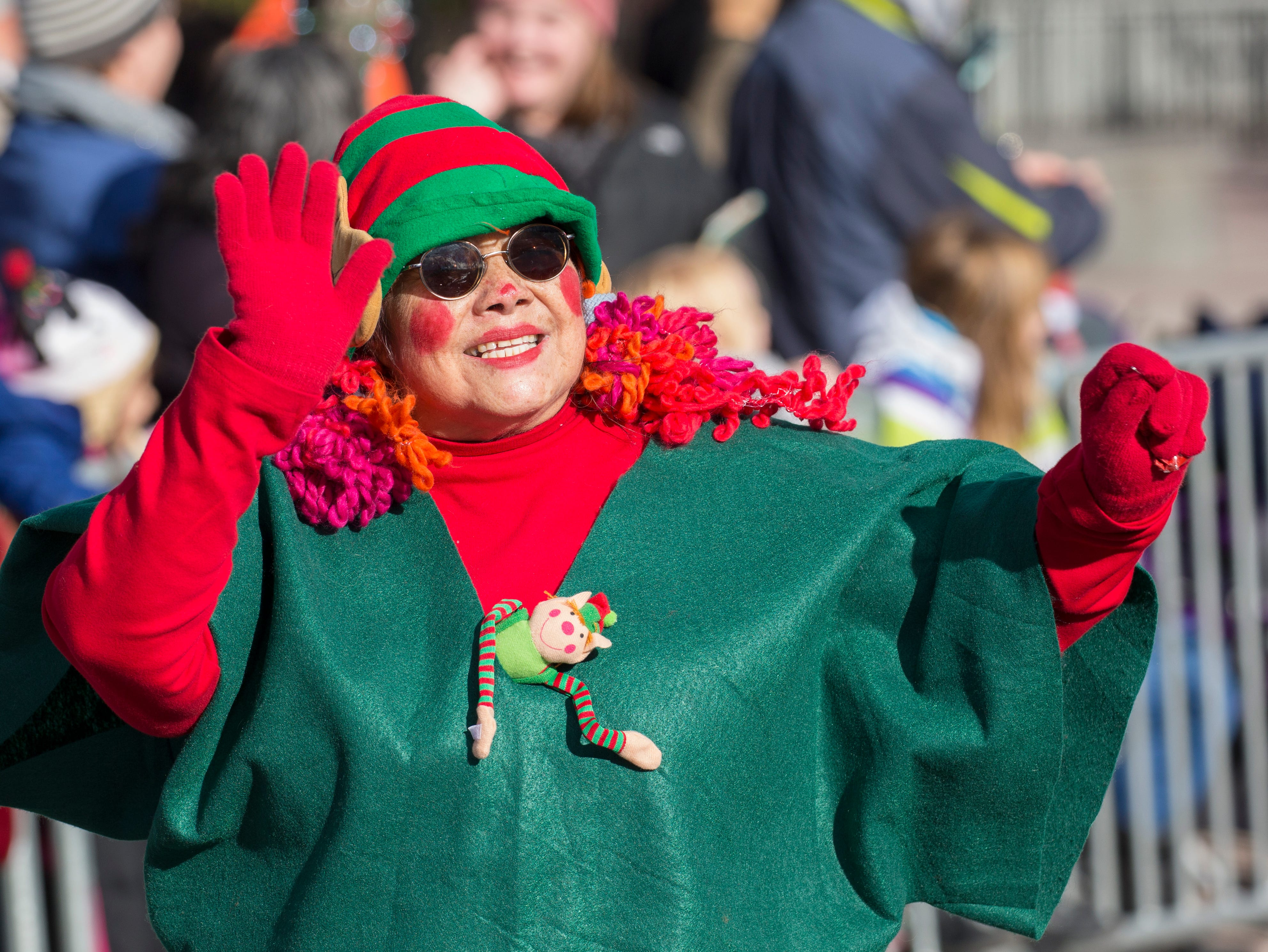 Photos from the Sparks Hometown Christmas parade on Dec. 1
