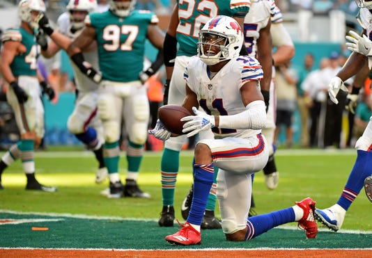 Nfl Buffalo Bills At Miami Dolphins
