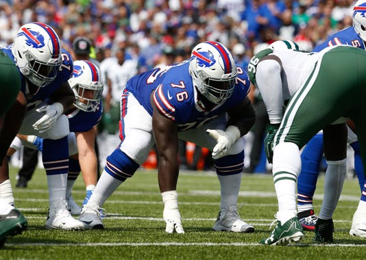 Nfl New York Jets At Buffalo Bills