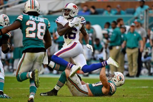 Nfl Buffalo Bills At Miami Dolphins