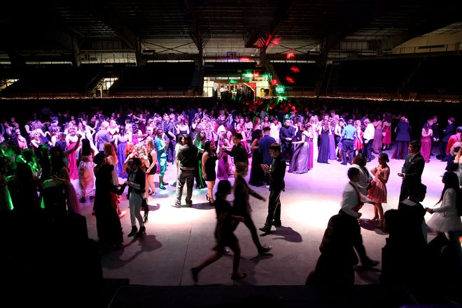 """The 67th annual SnoBall dance will take on a different form in 2020, opting for an online """"virtual dance"""" format on Dec. 5."""