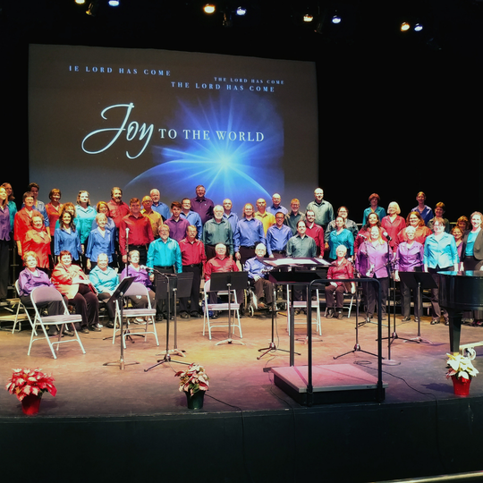 "The Tallahassee Civic Chorale will present its fall concert, ""Joy, Peace & Hope"" on Dec. 11."