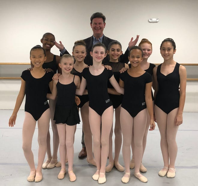 Mayor John Dailey will perform the role of Mother Ginger in this year's performance of The Nutcracker.