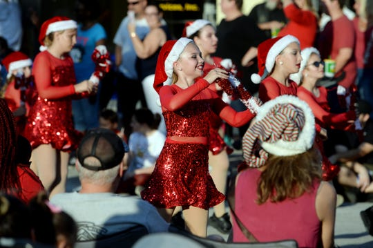 Get into the holiday spirit this weekend with Christmas parades across the Treasure Coast, including the 31st annual Sights & Sounds on Second in downtown Fort Pierce.