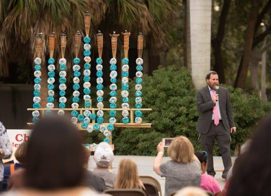 The Community Chanukah Festival is 3:15-5 p.m. Sunday at Memorial Park, 300 S.E. Ocean Blvd., Stuart.