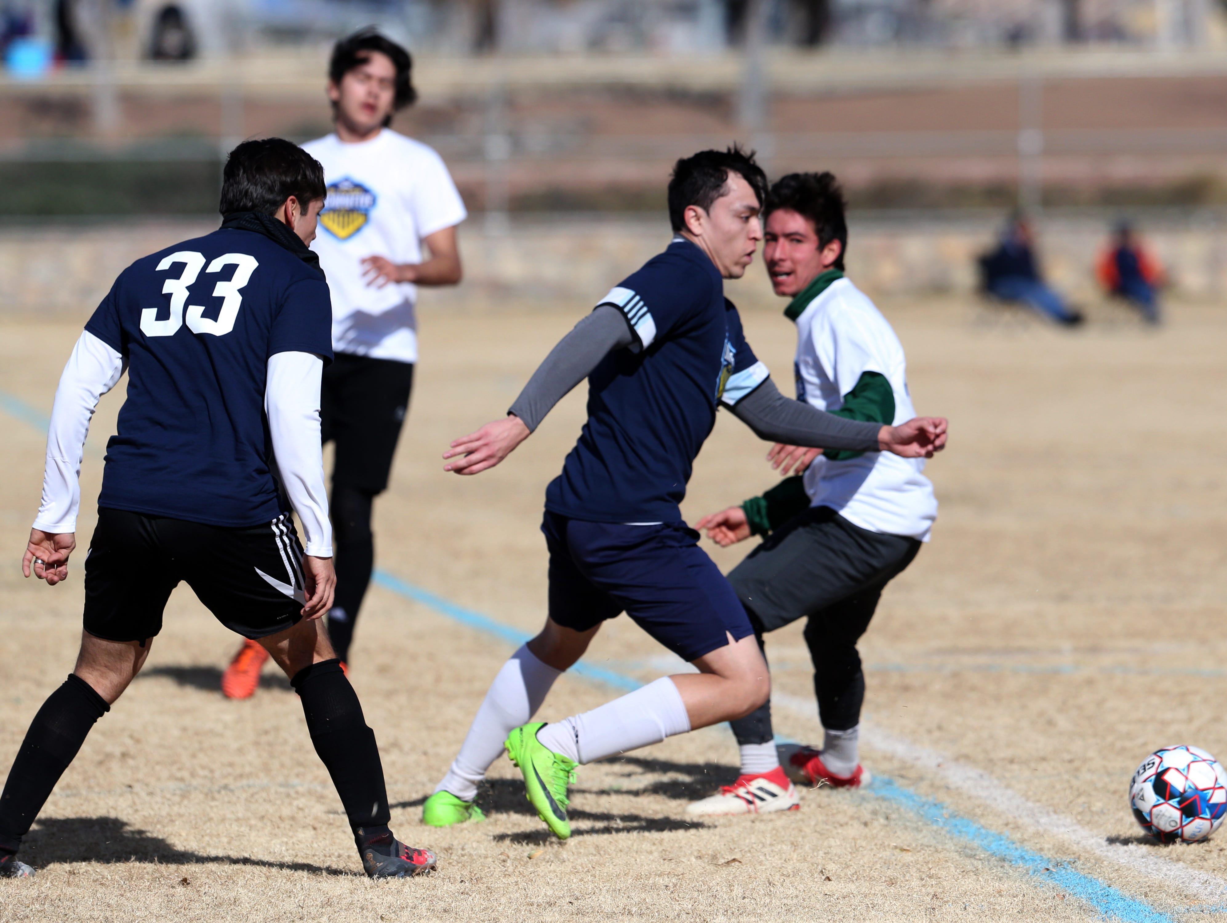 El Paso Locomotive FC sign Spain's 'Yuma' as team's ninth player