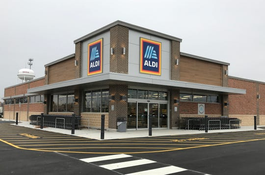 A new Aldi store recently opened in Smryna.