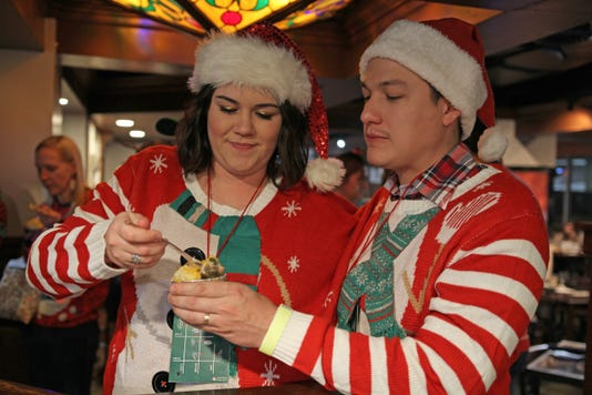 Ugly Sweater Beer Crawl