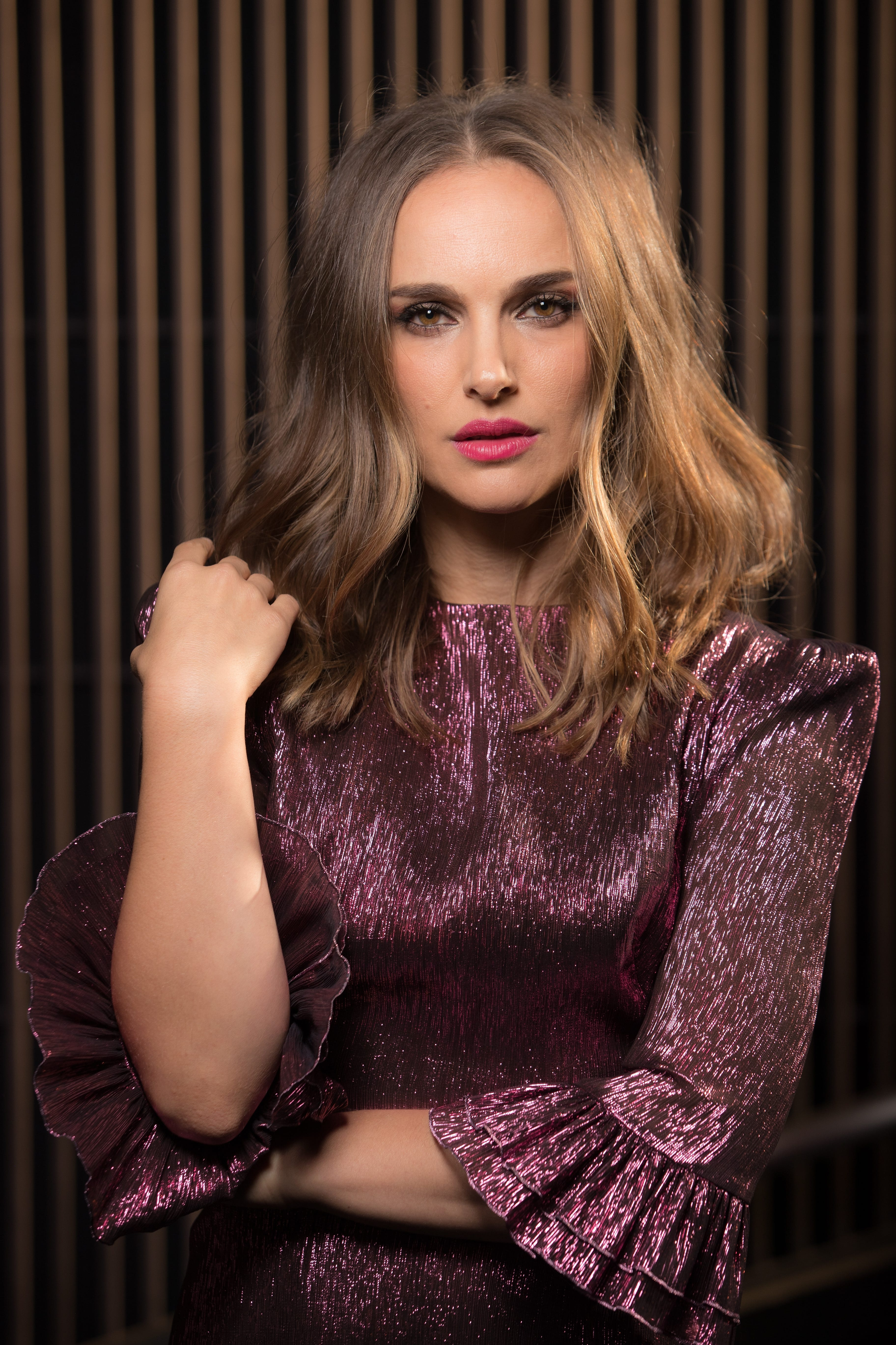 Natalie Portman says she was sexualized as a child star: 'That was not my doing'