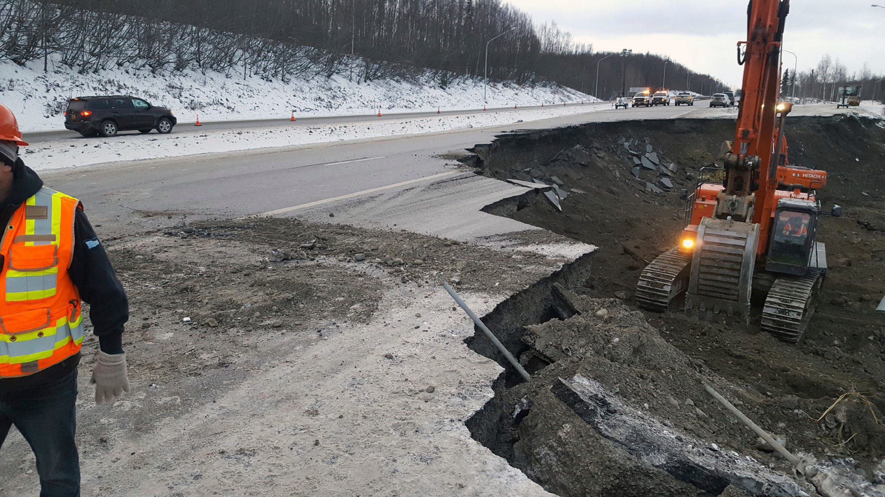 alaska earthquake today - photo #19