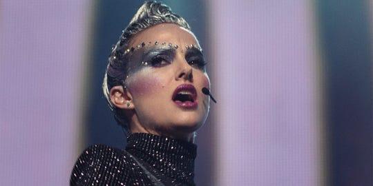 """Vox Lux"" features Natalie Portman singing original songs by Sia."