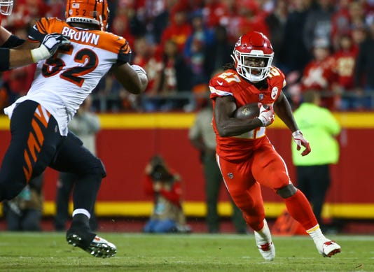 Nfl Cincinnati Bengals At Kansas City Chiefs