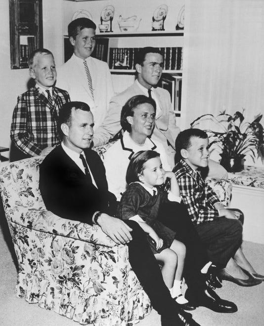 Ap Bush Family Legacy A File Obit Usa
