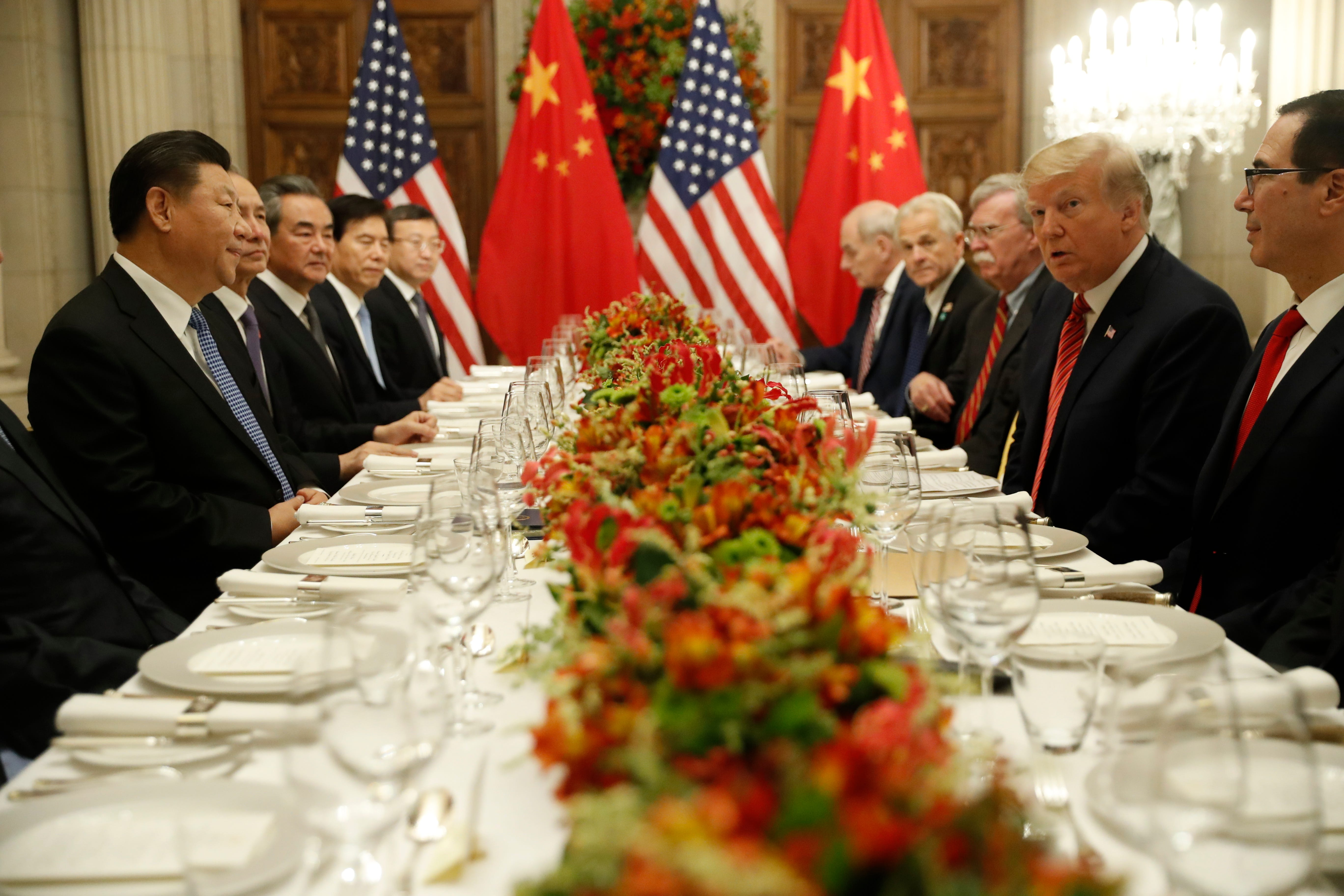 Trump makes peace with China over trade at G-20, but can it last?