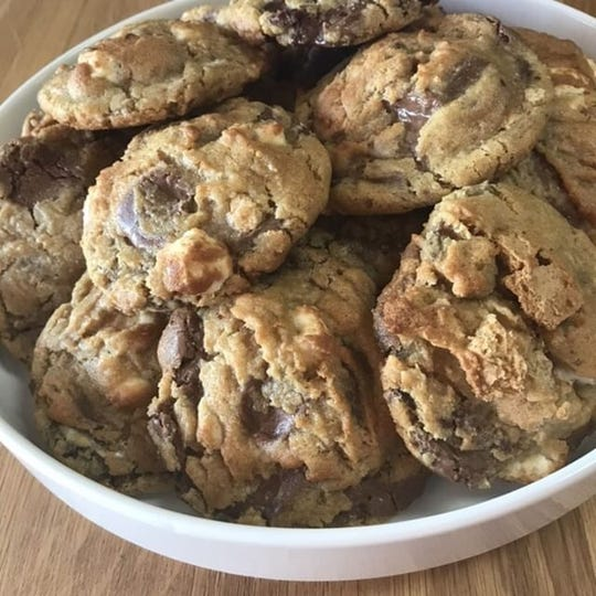 Becca's Cookie Bar in Long Branch will celebrate National Cookie Day with $1 cookies.