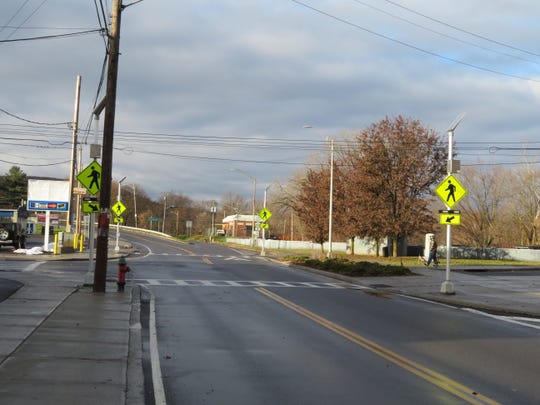 The $4 million first phase of the pedestrian/bicycle path between Binghamton University and Binghamton was completed this year. The initial phase provides a path between the Washington Street bridge and McArthur School on the South Side.