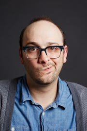 Comedian Josh Gondelman performs five shows in mid-December at the Vermont Comedy Club.