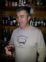 Chad Rich opened Prohibition Pig in Waterbury in 2012.
