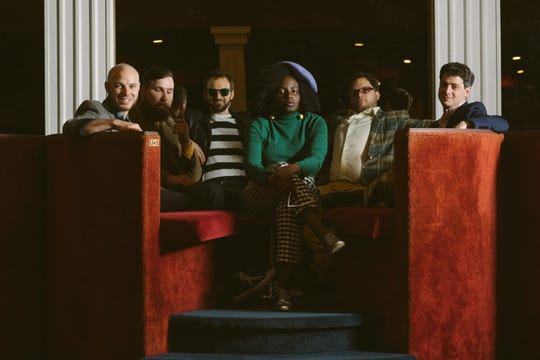 The Big Takeover shares a bill with the Funky Dawgz Brass Band at Nectar's on Dec. 14.