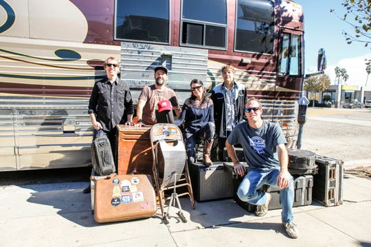 Donna the Buffalo performs in concert Dec. 15 in Randolph.
