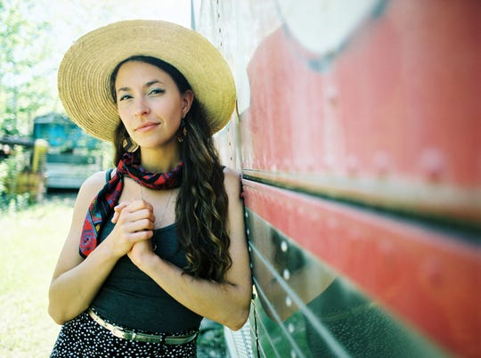 Lindsay Lou is among the performers at the inaugural WinterWonderGrass Vermont festival at Stratton Mountain Resort.