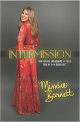 'Intermission'' is a memoir by public relations specialist Mindie Barnett about her 'second act.'