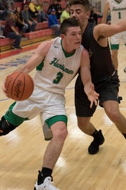 Huntington defeated Paint Valley 67-61 on Friday behind Elijah McCloskey's 26 points.
