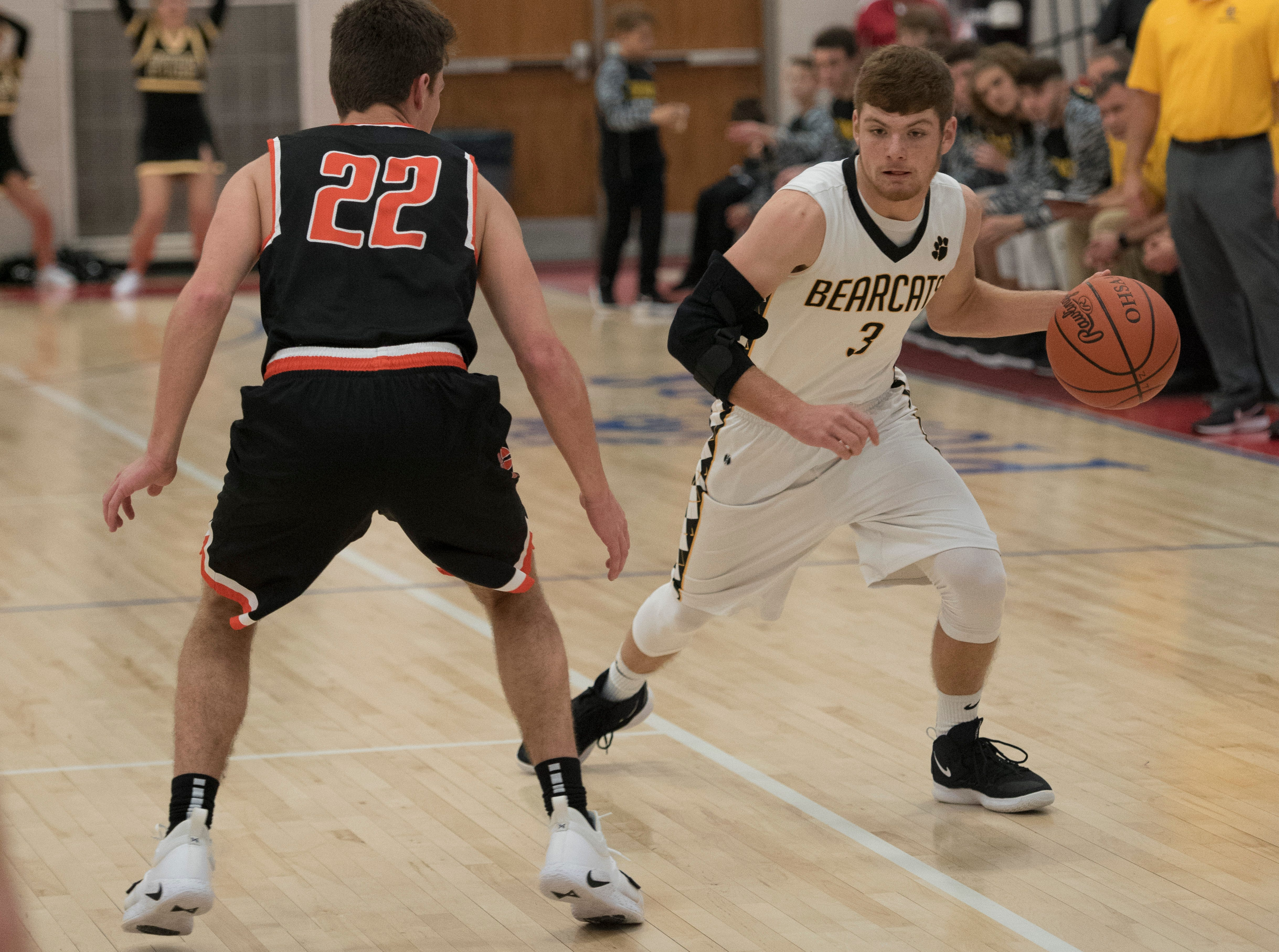 Amanda Clearcreek defeated Paint Valley 76-43 during the Zane Trace Tip-Off Classic at Zane Trace High School on Saturday, December 1, 2018.