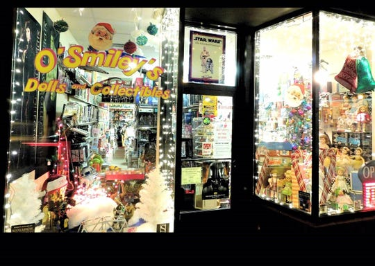 O'Smiley's Dolls and Collectibles is located on Beechmont Avenue in Cincinnati.