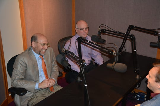 In this month's episode Tom talks with two TriHealth physicians, Dr. Michael Marcotte and Dr. Kenneth Patton.