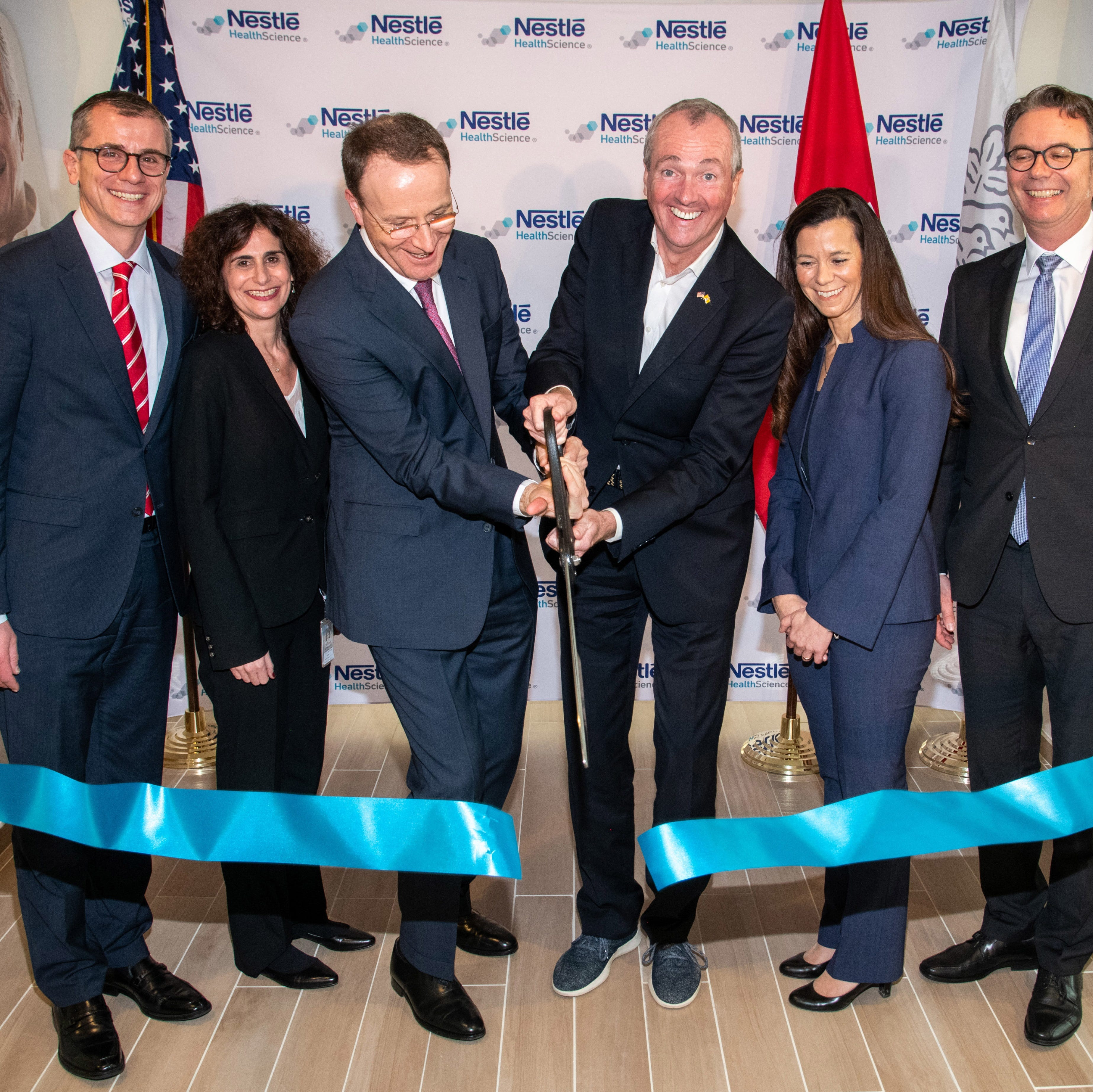 Nestle celebrates new Bridgewater global research and development facility