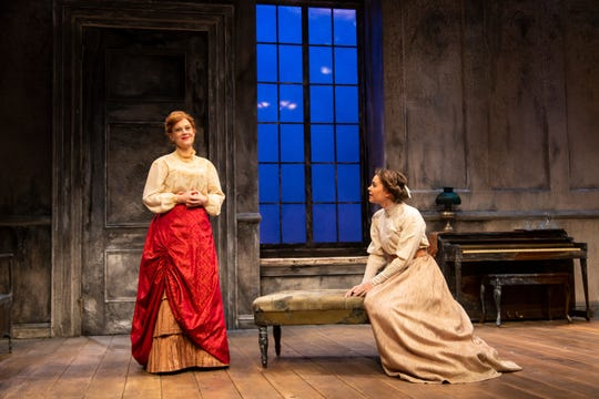 """A Doll's House, Part 2"" runs though Dec. 23 at George Street Playhouse in New Brunswick."