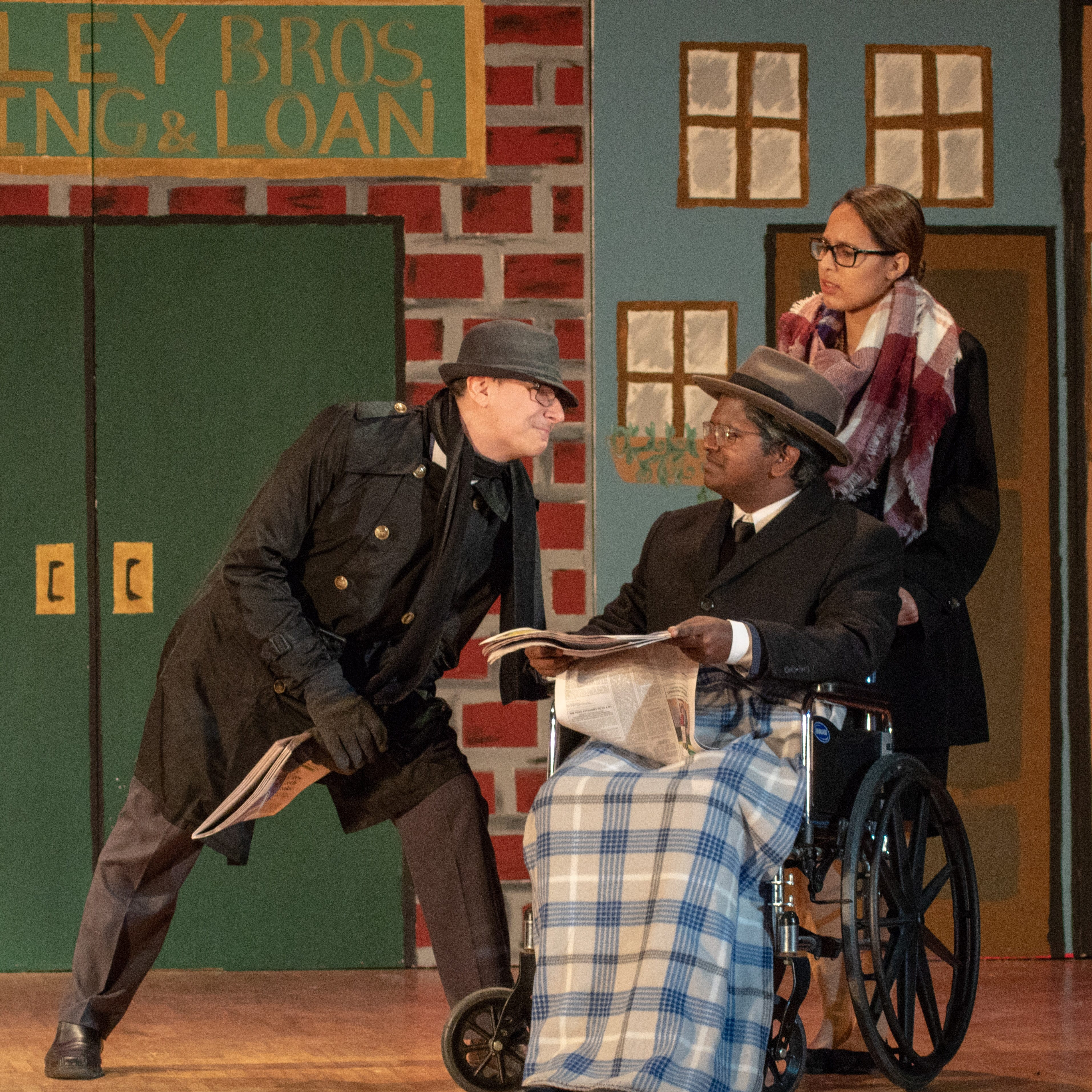 'It's A Wonderful Life' opens Thursday at Edison High School with nod to veterans